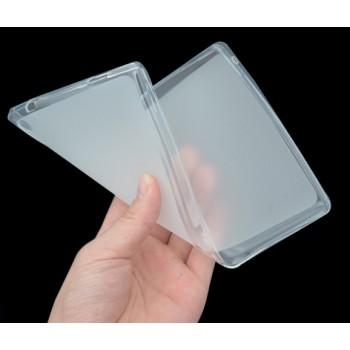 Силиконовый матовый полупрозрачный чехол для Lenovo Tab 2 A7-30