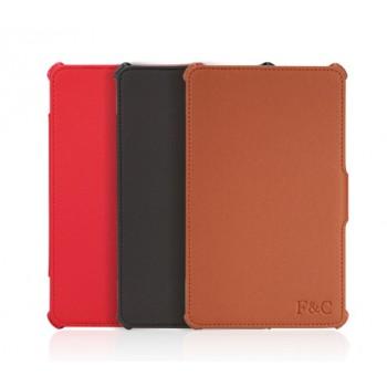 Кожаный чехол подставка для Acer Iconia One 7 B1-730