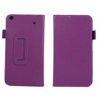 Чехол подставка с рамочной защитой для Acer Iconia Talk S Фиолетовый