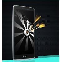 Ультратонкое износоустойчивое сколостойкое олеофобное защитное стекло-пленка для LG G4 Stylus