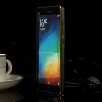 Металлический бампер для Xiaomi Mi4i Черный