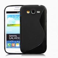 Силиконовый S чехол для Samsung Galaxy Grand