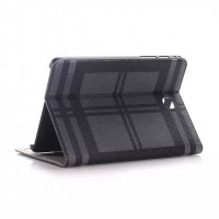Чехол подставка текстурный для Samsung Galaxy Tab A 8 Черный
