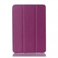 Чехол флип подставка сегментарный для Samsung Galaxy Tab A 8 Фиолетовый
