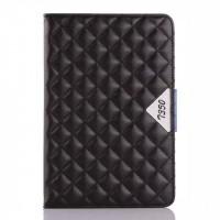 Чехол подставка с внутренними отсеками для Samsung Galaxy Tab A 8 Черный