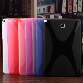 Силиконовый матовый X чехол для Samsung Galaxy Tab A 8