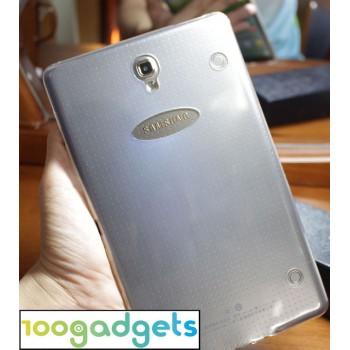 Силиконовый транспарентный чехол для Samsung Galaxy Tab A 8