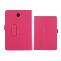 Чехол подставка с рамочной защитой для Samsung Galaxy Tab A 9.7 Пурпурный