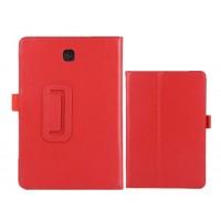 Чехол подставка с рамочной защитой для Samsung Galaxy Tab A 9.7 Красный