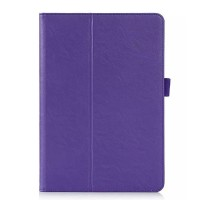 Чехол подставка с рамочной защитой и внутренними отсеками для Samsung Galaxy Tab A 9.7 Фиолетовый