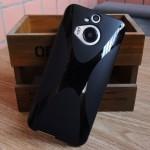 Силиконовый X чехол для HTC One M9+