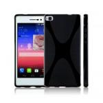 Силиконовый X чехол для Huawei P8