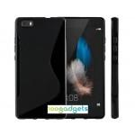 Силиконовый S чехол для Huawei P8 Lite