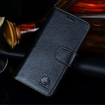 Кожаный чехол портмоне (нат. кожа) для Huawei P8