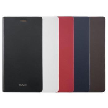 Оригинальный чехол горизонтальная книжка подставка на пластиковой основе для Huawei P8
