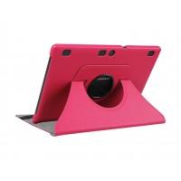 Чехол подставка роторный для Lenovo Tab 2 A10-70/Tab 3 10 Business Пурпурный