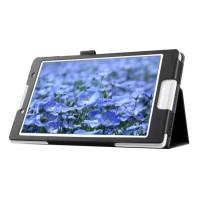 Чехол подставка с рамочной защитой для Lenovo Tab 2 A8 Черный