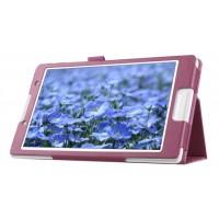 Чехол подставка с рамочной защитой для Lenovo Tab 2 A8 Фиолетовый