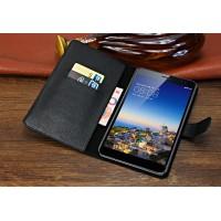 Кожаный чехол портмоне (нат. кожа) для Huawei MediaPad X2