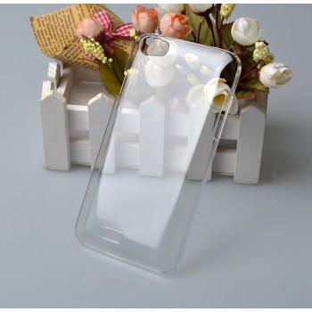 Пластиковый транспарентный чехол для Explay Rio