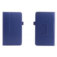 Чехол подставка с рамочной защитой для ASUS ZenPad C 7.0 Синий