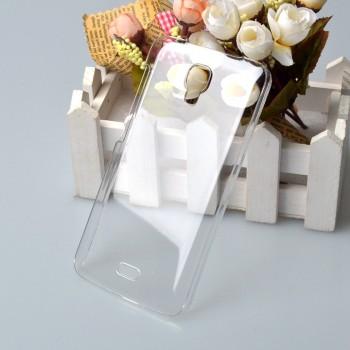 Пластиковый транспарентный чехол для Explay Vega