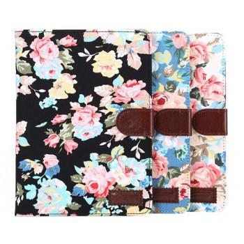 Текстурный чехол подставка с внутренними отсеками для Samsung Galaxy Tab S2 9.7