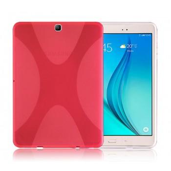 Силиконовый матовый X чехол для Samsung Galaxy Tab S2 9.7