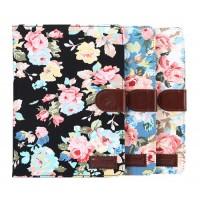 Текстурный чехол подставка с внутренними отсеками для Samsung Galaxy Tab S2 8.0