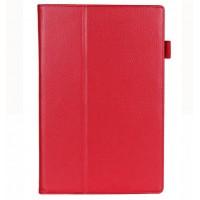 Чехол подставка с рамочной защитой для Acer Aspire Switch 10 Красный