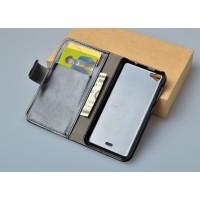 Чехол портмоне подставка с магнитной застежкой для Explay Craft