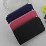 Текстурный чехол флип подставка на присоске для Alcatel One Touch Pop D5
