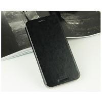 Чехол флип подставка водоотталкивающий для HTC Desire 626/628 Черный