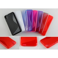 Силиконовый S чехол для HTC Desire 626/628