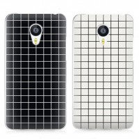 Силиконовый дизайнерский чехол с принтом для Meizu MX5