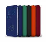 Точечный чехол смарт флип с функциями оповещения для HTC One M8