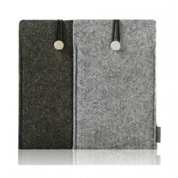 Универсальный дизайнерский чехол-мешок из войлока для Meizu MX5