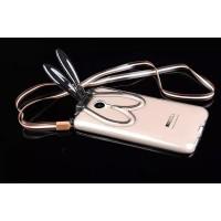 Силиконовый дизайнерский фигурный чехол со складными ушами для Meizu M1 Note