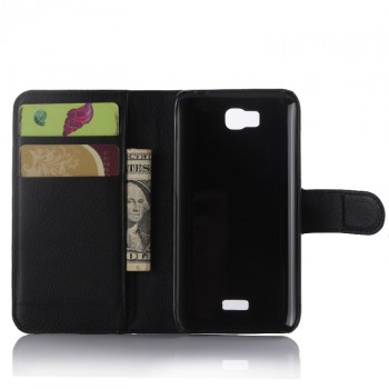 Чехол портмоне подставка с защелкой для Huawei Y5c