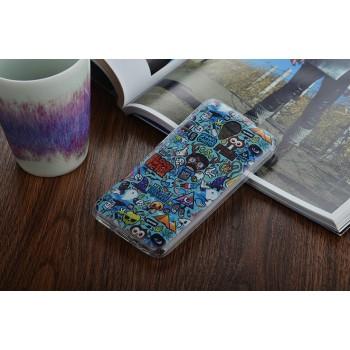 Силиконовый дизайнерский чехол с принтом для Meizu M2 Mini