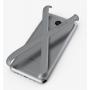 Пластиковый чехол каркас накладка X-формы для Meizu MX5