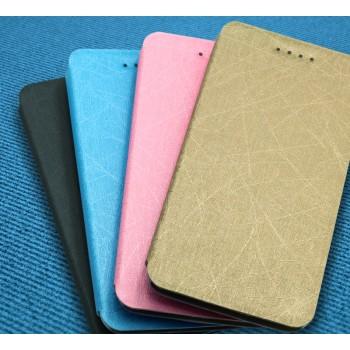 Текстурный чехол флип подставка на присоске для ASUS Zenfone Selfie