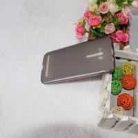 Силиконовый матовый полупрозрачный чехол для ASUS Zenfone Selfie