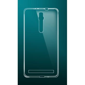 Силиконовый транспарентный чехол для Asus Zenfone 2