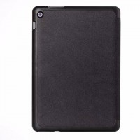 Чехол флип подставка сегментарный на поликарбонатной основе для ASUS ZenPad 10 Черный