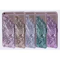 Объемная поликарбонатная накладка Ангел для Iphone 6