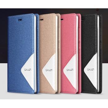 Текстурный дизайнерский чехол флип подставка для Meizu M1