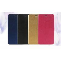 Текстурный чехол флип подставка с магнитной застежкой для Meizu M1
