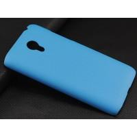 Пластиковый матовый непрозрачный чехол для Meizu M1