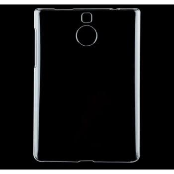 Пластиковый транспарентный чехол для BlackBerry Passport Silver Edition